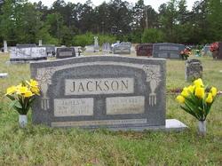 Eva Esther <i>Vickers</i> Jackson