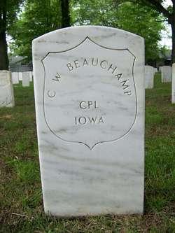 Corp Clark W Beauchamp