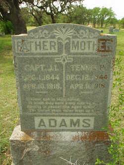 Capt John I Adams