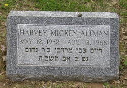 Harvey Mickey Altman