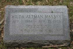 Hilda <i>Altman</i> Massey