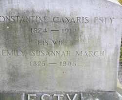 Constantine Canaris Esty