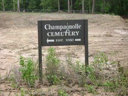Champagnolle-Castleberry Cemetery