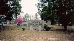 Fairview Church of Christ Cemetery