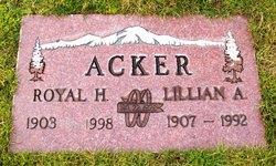 Royal Herbert Acker