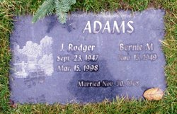 Joseph Rodger Adams