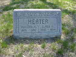 Dorothy Myrtle <i>Lammey</i> Heater