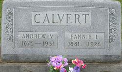 Fannie Lu <i>Few</i> Calvert