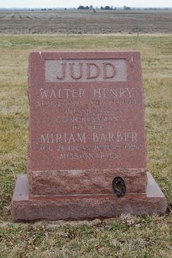 Walter Henry Judd