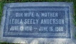 Leola <i>Seely</i> Anderson