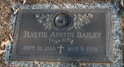 Hattie <i>Austin</i> Bailey