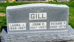 Bessie P. <i>Pettyjohn</i> Gill