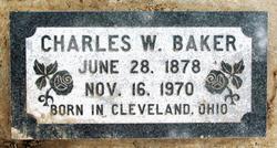 Charles William Baker