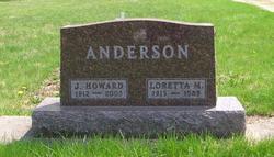 James Howard Anderson