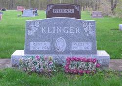 Maria Velma <i>Pfleidner</i> Klinger