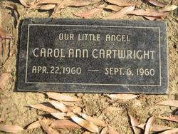 Carol Ann Cartwright