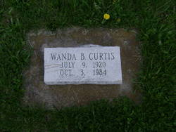 Wanda B. Curtis