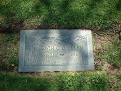 Irwin O.C Allen