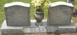 Cyrus Henry Ellis, Sr
