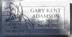 Gary Kent Adamson