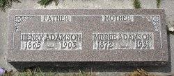 Henry Louis Adamson