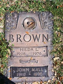 Hilda Lee <i>Hardy</i> Brown