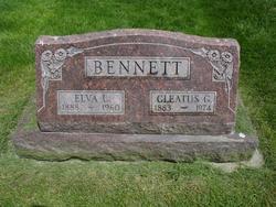 Elva Luella <i>Brown</i> Bennett