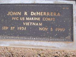 John R Deherrera
