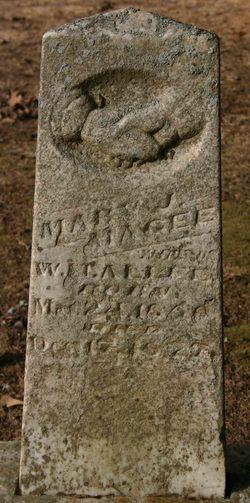 Mary J. <i>Magee</i> Allee