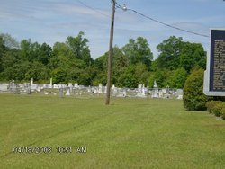 Midway Baptist Cemetery