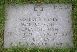 Robert E Neely