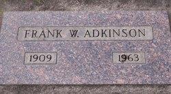 Frank W. Adkinson