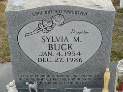 Sylvia Marie Buck