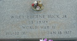 Wiley Eugene Buck, Jr