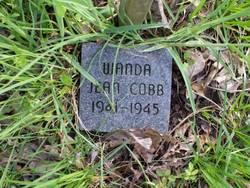 Wanda Jean Cobb