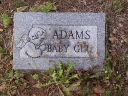 Baby Girl Adams