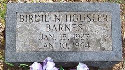 Birdie N <i>Housler</i> Barnes