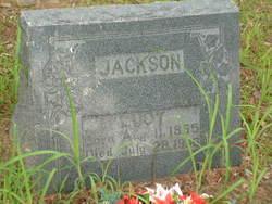 Lucy <i>Ayers</i> Jackson