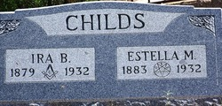 Mary Estella Stella <i>Gebhardt</i> Childs