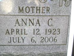 Anna C. <i>Rebrey</i> Fedoush