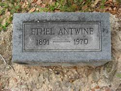 Ethel Antwine