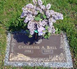Catherine A Ball