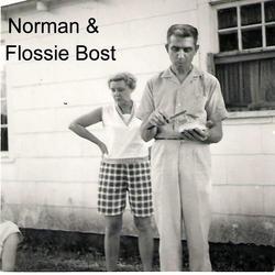 Norman Trail Bost