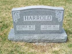 George W.E. Harrold