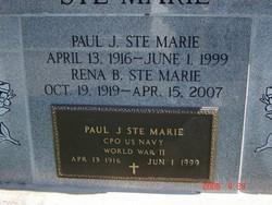 Paul J. Ste Marie