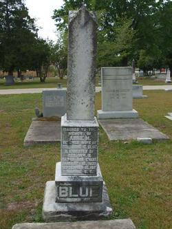 Annie Marie <i>Evans</i> Blue