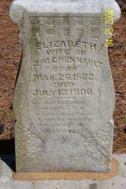 Mary Elizabeth <i>Watson</i> Chennault