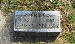 James Nicholas Nick Anderson