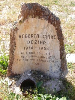 Roberta <i>Drake</i> Dozier
