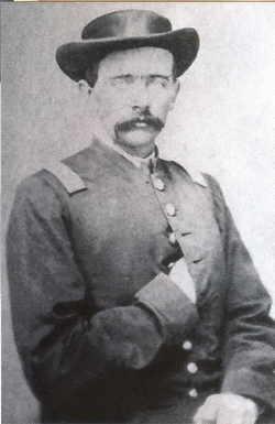 Capt James Alexander Moores